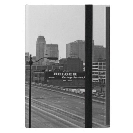 Kansas City céntrico iPad Mini Fundas