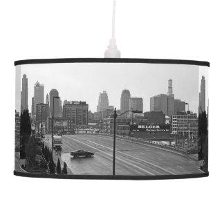 Kansas City céntrico Lámpara De Techo