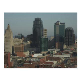 Kansas City céntrico Postales