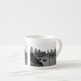 Kansas City céntrico Taza Espresso