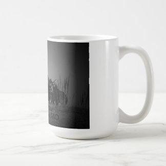 kansas city, historic , western migration, classic white coffee mug
