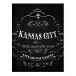 Kansas City Missouri - capital del Bbq del mundo Postales