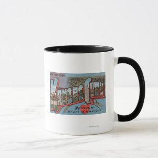 Kansas City, Missouri (Heart) Mug