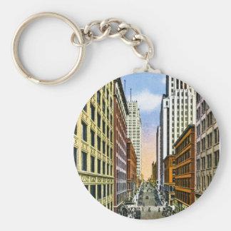 Kansas City, Missouri Keychain
