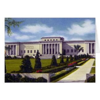 Kansas City Missouri Nelson Atkins Museum of Art Card