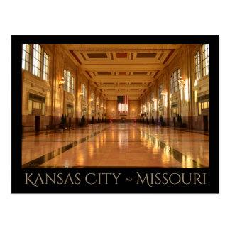 Kansas City ~ Missouri Postcard