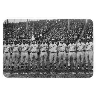 Kansas City Monarchs baseball team, 1924 Magnet