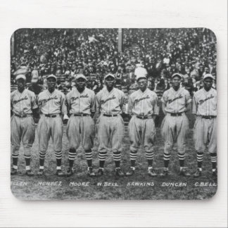 Kansas City Monarchs baseball team, 1924 Mouse Pad