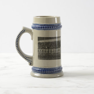 Kansas City Monarchs baseball team Beer Stein
