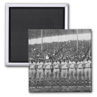 Kansas City Monarchs baseball team Fridge Magnets