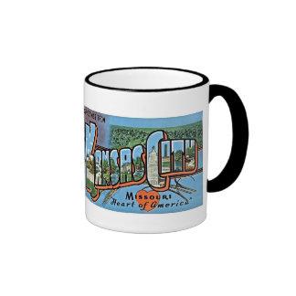 Kansas City mug