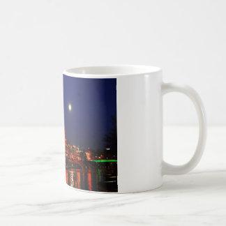 Kansas City Plaza Christmas Lights Classic White Coffee Mug