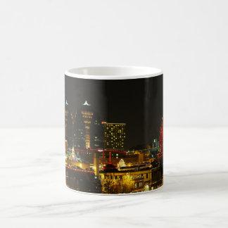 Kansas City Plaza Lights Classic White Coffee Mug
