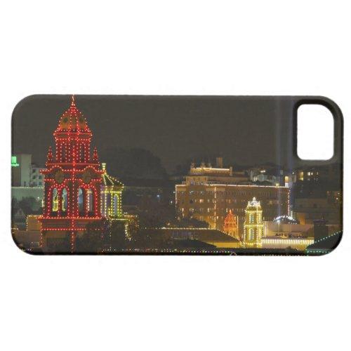 Kansas City Plaza Lights iPhone SE/5/5s Case