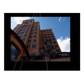 Kansas City Plaza Skyscraper Postcards