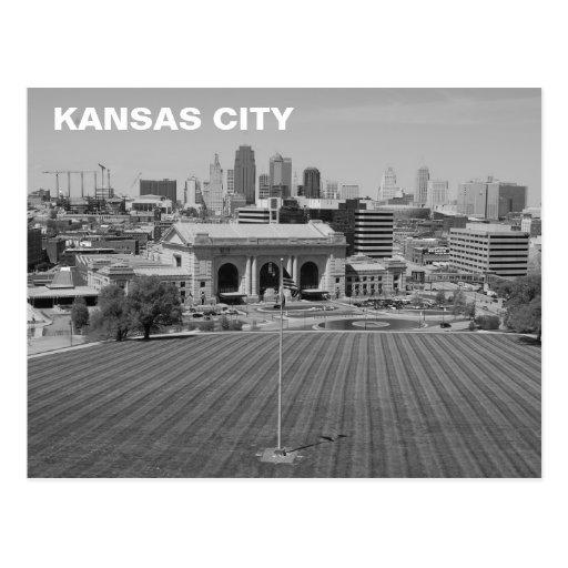 Kansas City Post Card