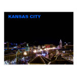 Kansas City Postcard by David M. Bandler