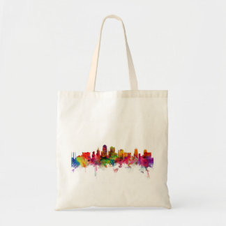 Kansas City Skyline Canvas Bag