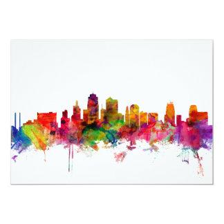Kansas City Skyline Card