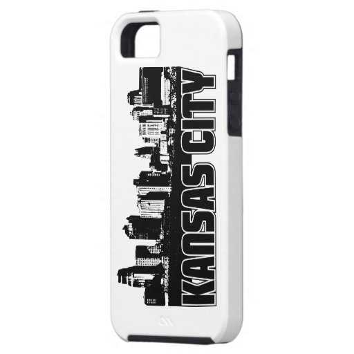 Kansas City Skyline iPhone 5 Covers