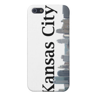Kansas City Skyline with Kansas City in the Sky Cover For iPhone SE/5/5s