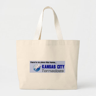 Kansas City Tornadoes Tote Bag