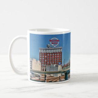 Kansas City's Western Auto Sign Coffee Mug