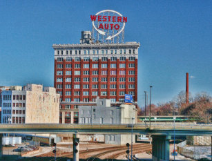 Western Auto Building Gifts On Zazzle