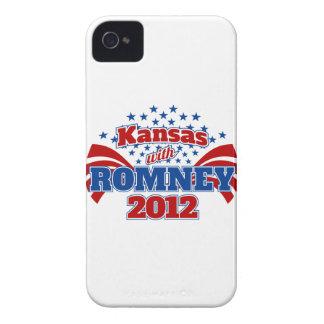 Kansas con Romney 2012