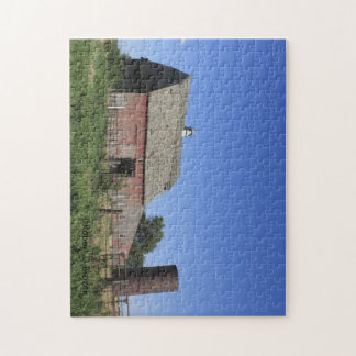 Kansas Country Barn PUZZLE