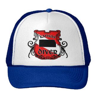 Kansas Diver Mesh Hat