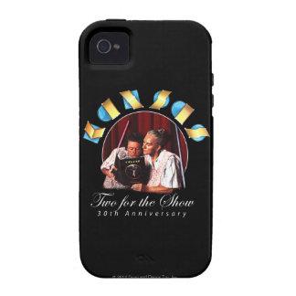KANSAS - dos para la demostración (aniversario) Case-Mate iPhone 4 Carcasas