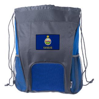 Kansas Drawstring Backpack