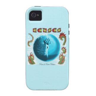 KANSAS - el punto de sabe la vuelta (1977) Case-Mate iPhone 4 Fundas