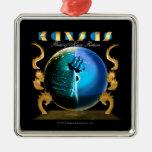 KANSAS - el punto de sabe la vuelta (2007) Ornamento Para Reyes Magos