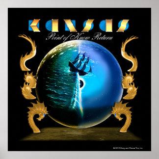 KANSAS - el punto de sabe la vuelta (2007) Póster