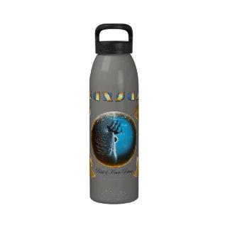 KANSAS - el punto de sabe la vuelta (el suplente) Botella De Agua Reutilizable