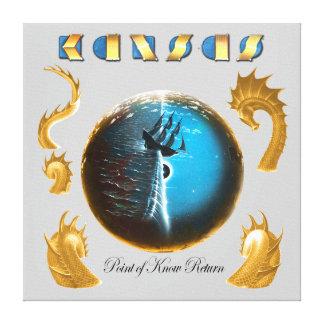 KANSAS - el punto de sabe la vuelta (el suplente) Impresion En Lona