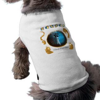 KANSAS - el punto de sabe la vuelta (el suplente) Camiseta De Perrito