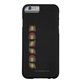 KANSAS (el punto de sabe los colores de vuelta) Funda De iPhone 6 Barely There