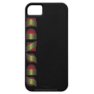 KANSAS (el punto de sabe los colores de vuelta) iPhone 5 Case-Mate Protectores