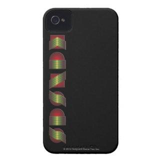 KANSAS (el punto de sabe los colores de vuelta) iPhone 4 Protectores