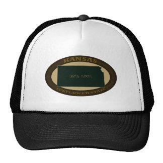 Kansas Est. 1861 Trucker Hat