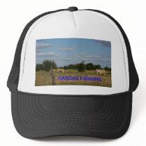 KANSAS FARMING (Cow's ) Hat
