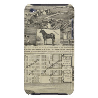 Kansas Farms Barely There iPod Case