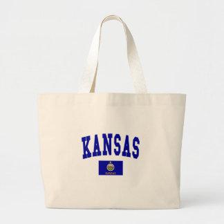 Kansas Flag Bag