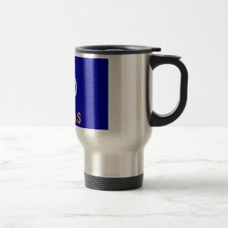 Kansas Flag Coffee Mugs