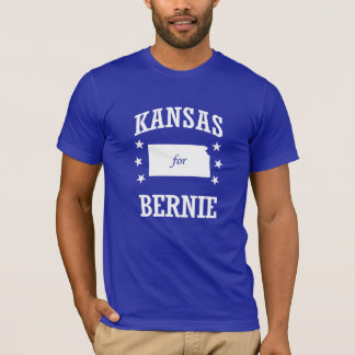 KANSAS FOR BERNIE SANDERS T-Shirt