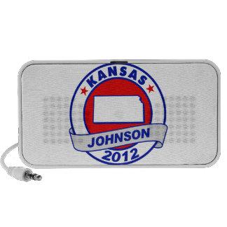 Kansas Gary Johnson iPhone Speaker