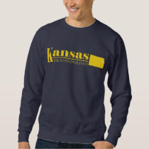 Kansas Gold Sweatshirt